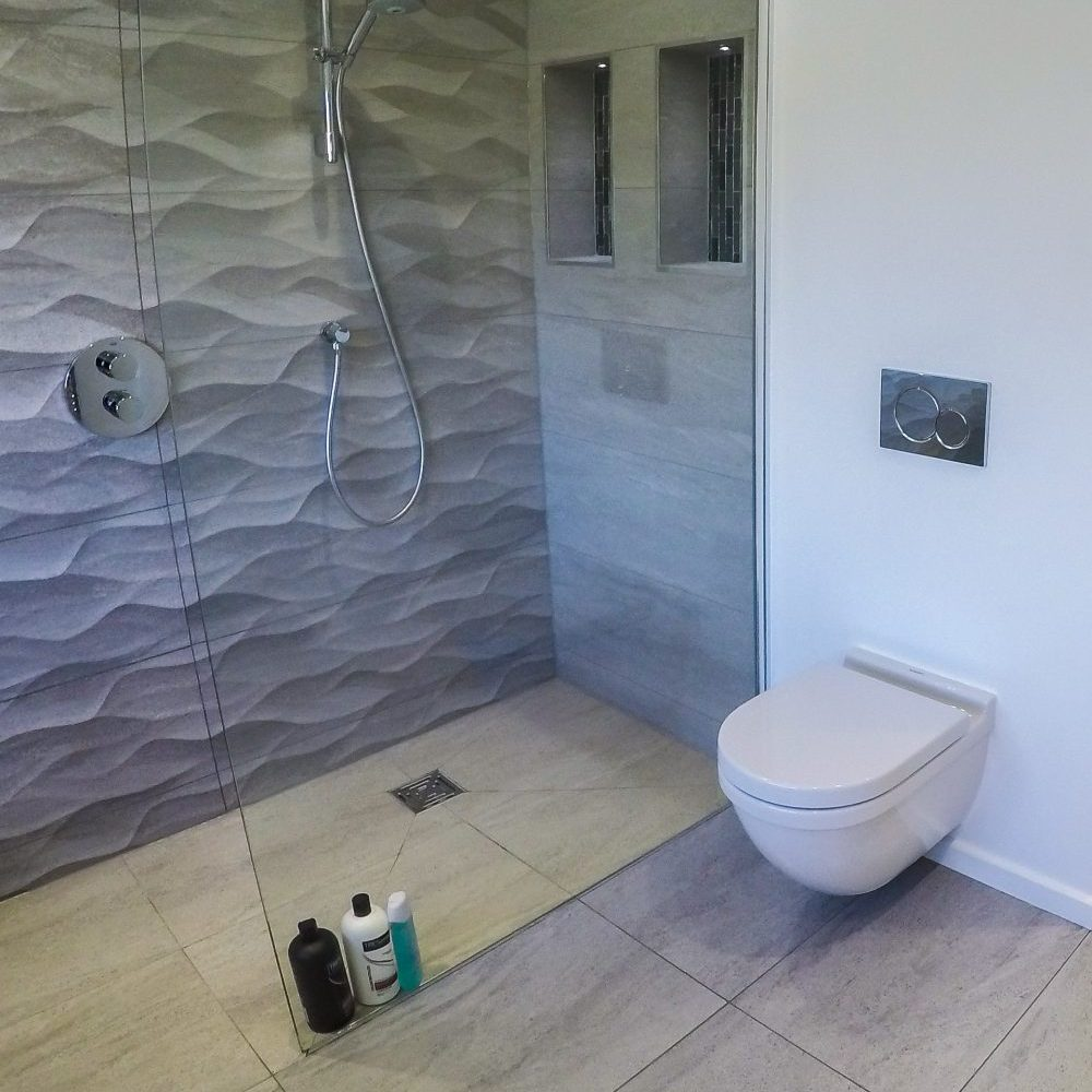 Wetroom Fitter | Installer Cheshire